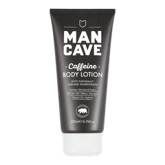 Лосьон для тіла з кофеїном MANCAVE CAFFEINE BODY LOTION